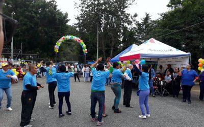 Celebración del Día Mundial de la Salud Mental con pacientes del Hospital Nacional Dr. Federico Mora