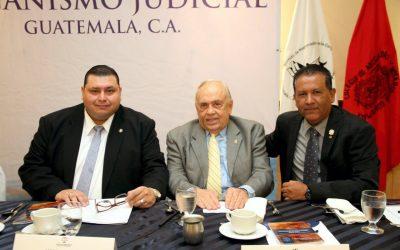 Reconocimientos por parte del Tribunal de Honor del Colegio de Abogados y Notarios de Guatemala