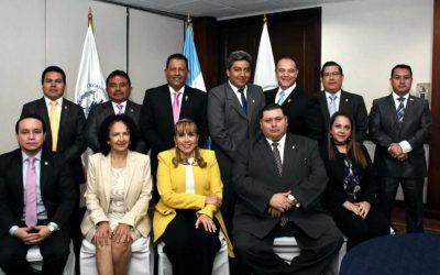 Conferencia impartida por la Presidenta de la Corte de Constitucionalidad