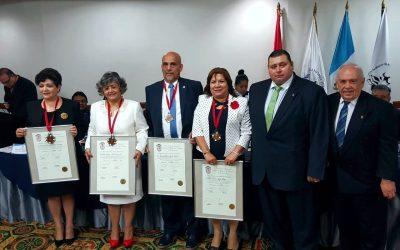 Reconocimientos por parte del Colegio de Abogados y Notarios de Guatemala