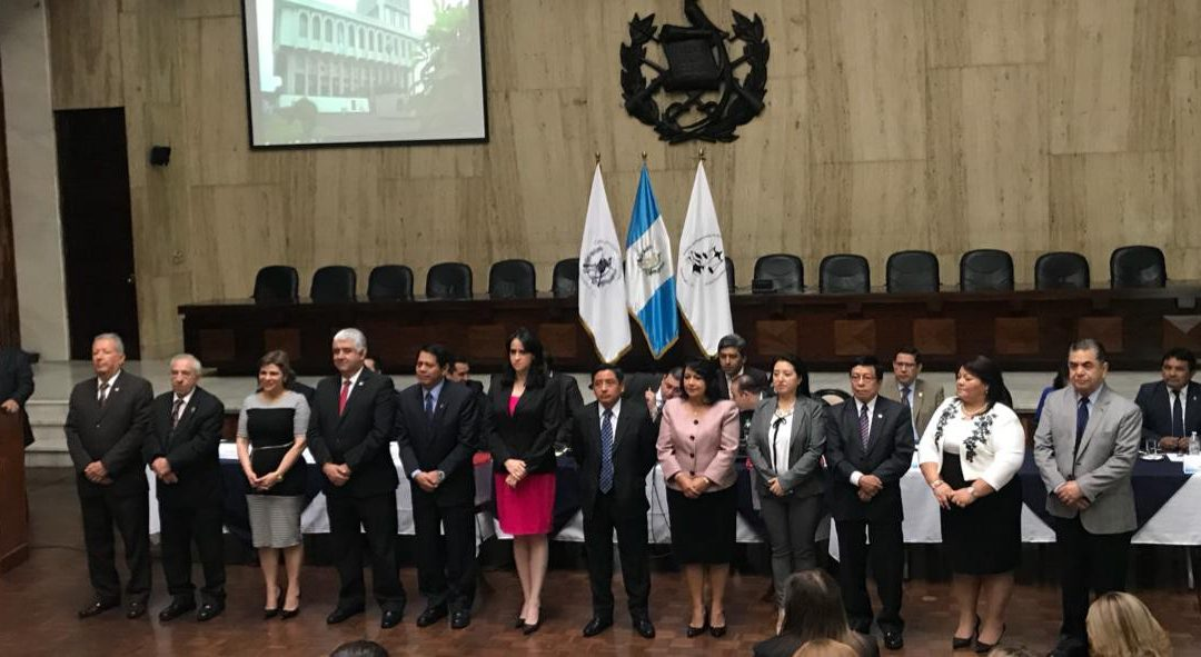 Elección para integrar la nueva Junta Directiva 2019-2020